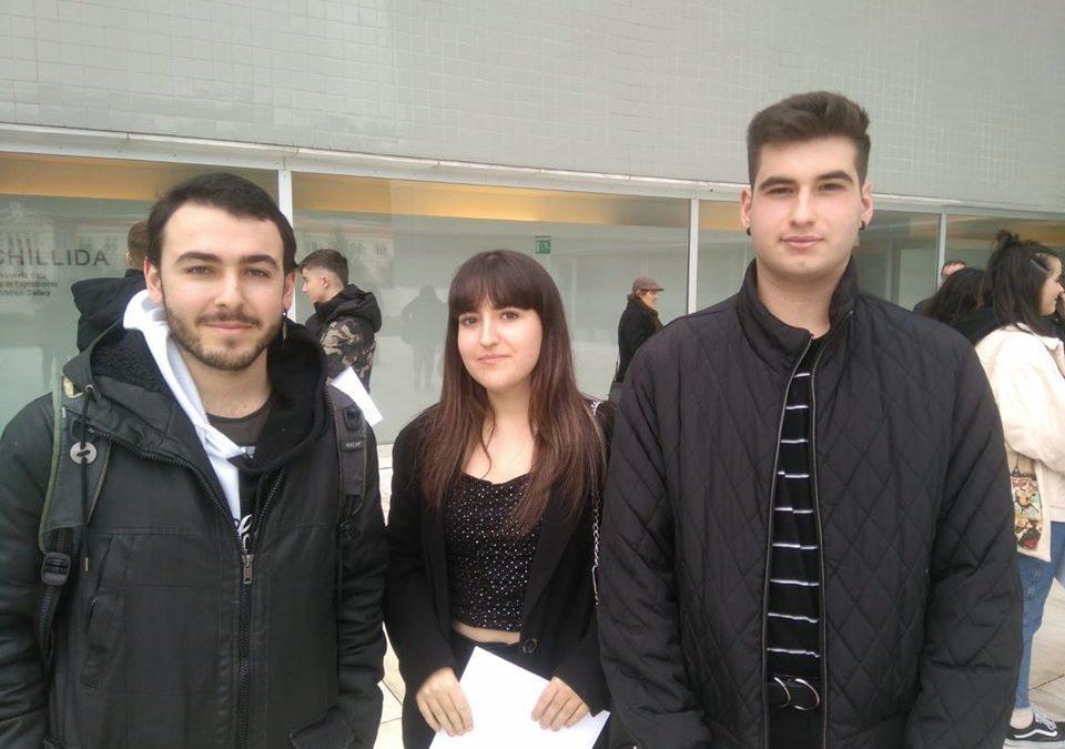 Informatika zikloko ikasle bat Erasmus+ programan parte hartuko du