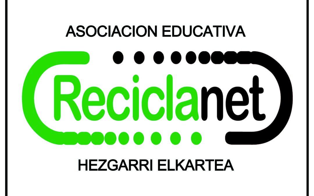 Praktikak Reciclanet enpresan